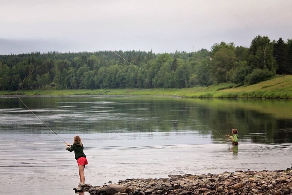 Отчет рыбалка река сухмань