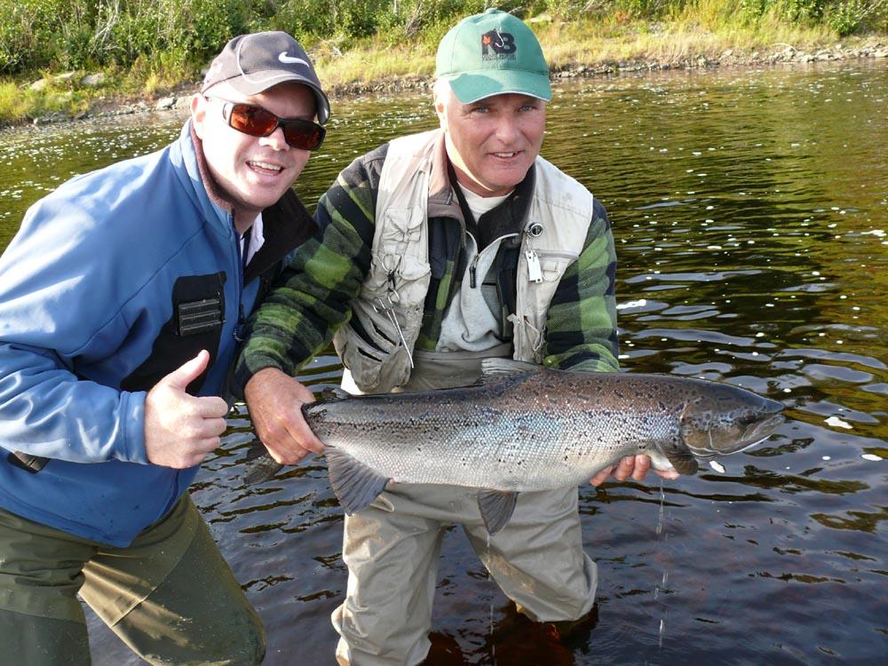 Simon littlejohn cumnock scotland for Atlantic salmon fishing