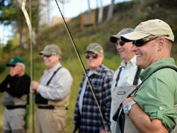 Annual Spey Clinic with East Coast Spey