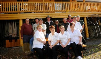 Country Haven staff